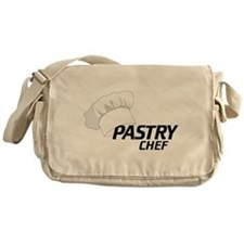 Pastry Chef Messenger Bag