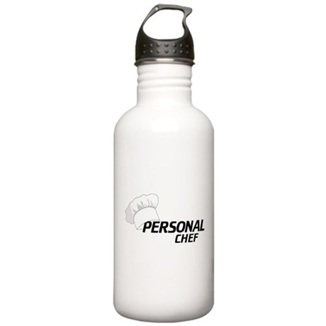 Personal Chef Stainless Water Bottle 1.0L