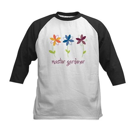 Master Gardener Kids Baseball Jersey