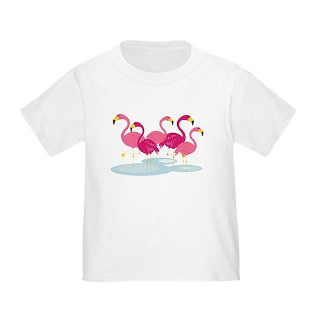 Flamingos Toddler T-Shirt