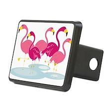 Flamingos Hitch Cover