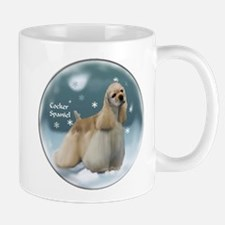Cocker Spaniel Christmas Mug