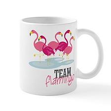 Team Flamingo Mug