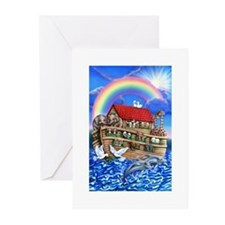NoahsArk_23x35 Greeting Cards