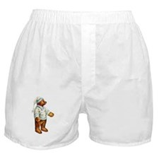 Sleepy Time Bear Boxer Shorts