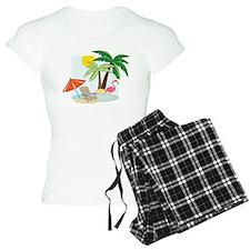 Summer Beach Pajamas