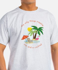 Only Things Missing T-Shirt