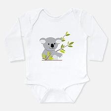 Koala Bear Baby Suit