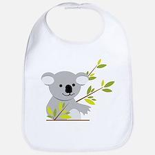 Koala Bear Bib