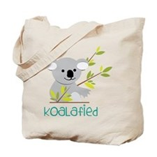 Koalafied Tote Bag