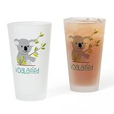Koalafied Drinking Glass