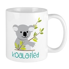 Koalafied Small Mugs