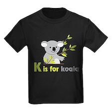 K Is For Koala T
