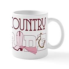 Country Bride Mug