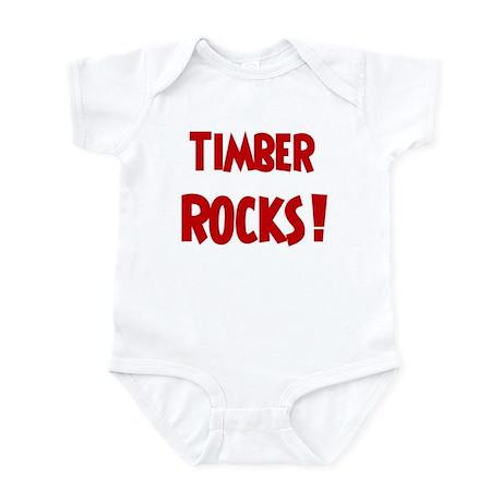 Timber Rocks Infant Bodysuit