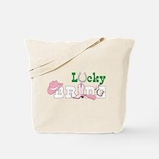 Lucky Bride Tote Bag