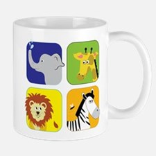 Zoo Animals Mug