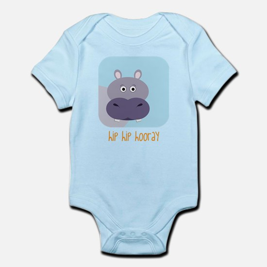 Hip Hip Hooray Infant Bodysuit