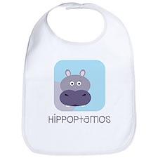 Hippopotamus Bib