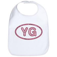 YG Pink Bib