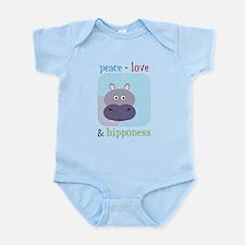 Hipponess Infant Bodysuit