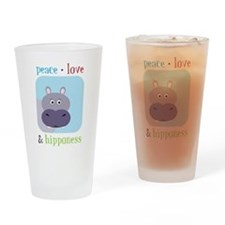 Hipponess Drinking Glass