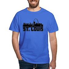 St. Louis Skyline T-Shirt