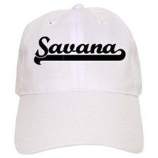 Black jersey: Savana Baseball Cap