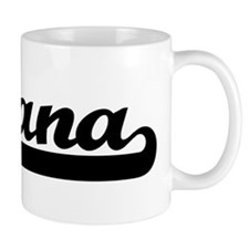 Black jersey: Savana Coffee Mug
