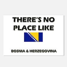 There Is No Place Like Bosnia & Herzegovina Postca