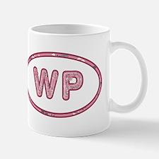 WP Pink Mug