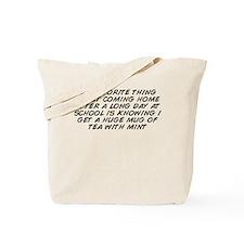 My favorite things Tote Bag