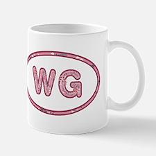 WG Pink Mug