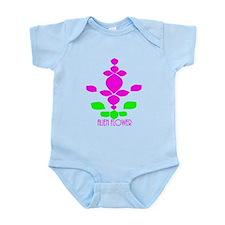 Alien Flower Infant Bodysuit