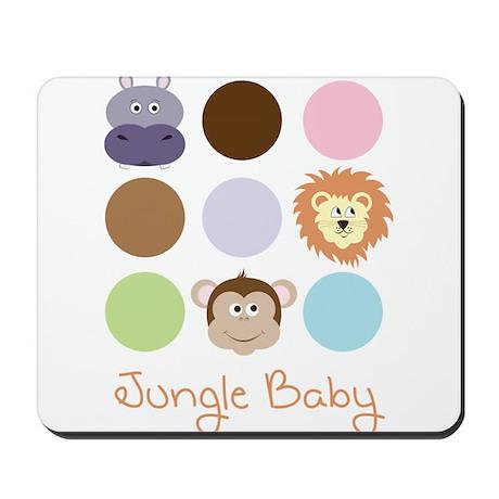 Jungle Baby Mousepad
