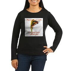 Sun Conure my parrot can fly Steve Duncan T-Shirt