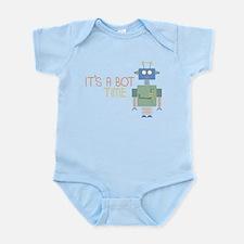 Its A Bot Time Infant Bodysuit