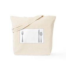 Utensils Tote Bag