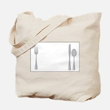 Utensils Tote Bag