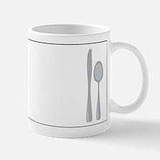 Utensils Mug
