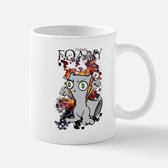 Squirrely Wrath Mug