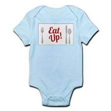 Eat Up Infant Bodysuit