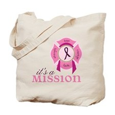 It's A Mission Tote Bag