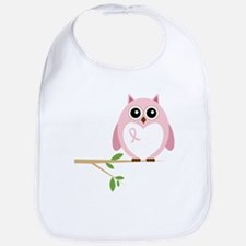 Awareness Owl Bib