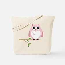 Awareness Owl Tote Bag