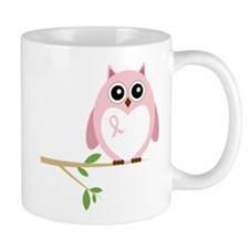 Awareness Owl Mug