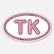TK Pink Decal