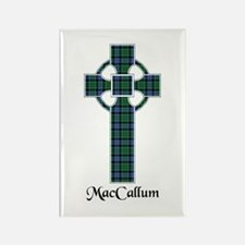 Cross - MacCallum Rectangle Magnet