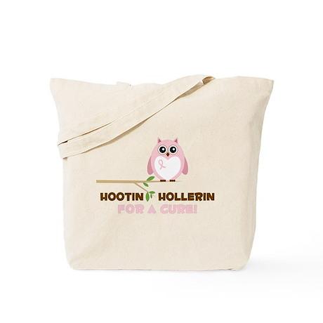 Hootin Hollerin Tote Bag