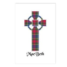 Cross - MacBeth Postcards (Package of 8)